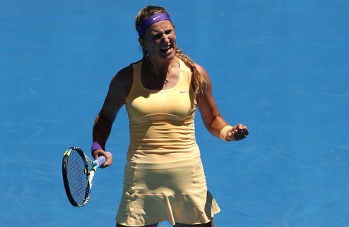 Australian Open. Азаренко остановила американскую сенсацию