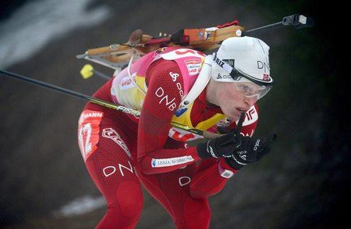 Биатлон. Норвегия определила состав на ЧМ