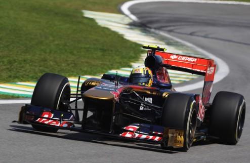 Формула-1. Альгерсуари и ди Грасси останутся тест-пилотами Пирелли