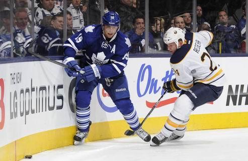 НХЛ. Торонто: минимум шесть недель без Лупула
