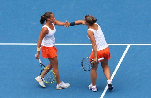Australian Open. Очередной триумф Эррани и Винчи