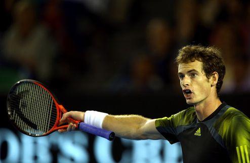 Australian Open. Маррей преграждает Федереру путь в финал