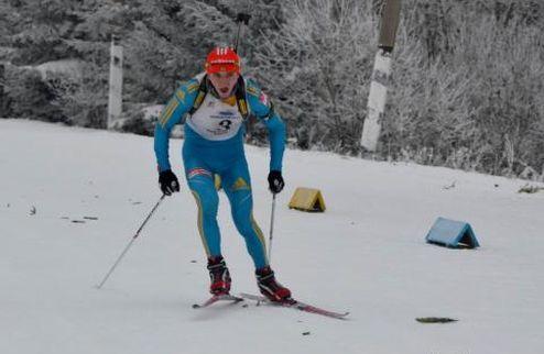 Биатлон. Пидручный занял 5-е место на региональном Кубке IBU