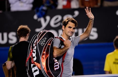 """Федерер: """"Я доволен тем, как провел турнир"""""""