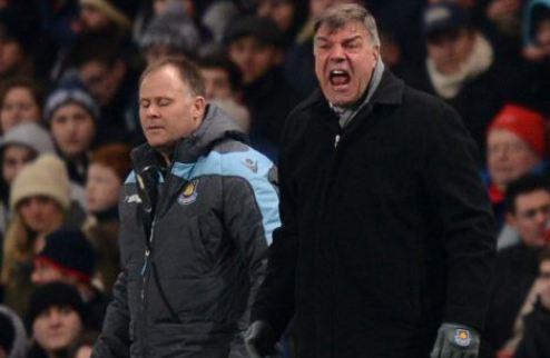 Аллардайс заставил игроков Вест Хэма тренироваться в семь утра