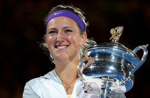 Азаренко снова выигрывает Australian Open!