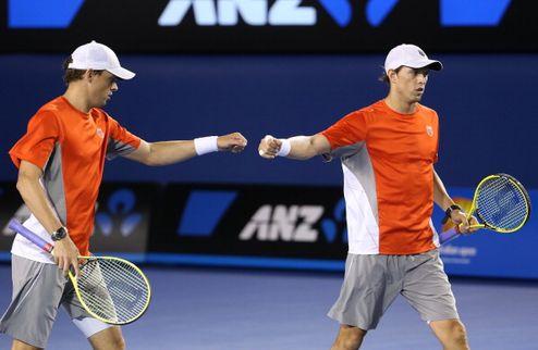 Australian Open. Триумф и новый рекорд братьев Брайанов