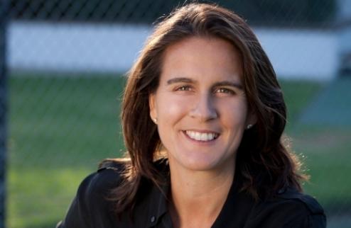 Кончита Мартинес — капитан женской сборной Испании