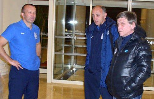 Черноморец вернулся в Турцию