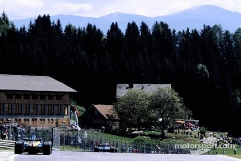 Формула-1. Матешицу нужен Гран-при в Австрии