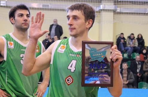 Александр Рыбалко — MVP Кубка Суперлиги!
