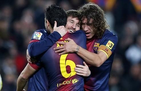 Барселона поиздевалась над Осасуной