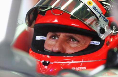 В 2013 году Шумахер будет гоняться на картах