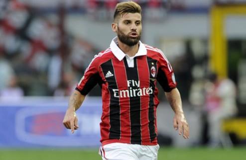 """Ночерино: """"Я не покину Милан в январе"""""""