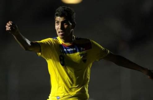 Ювентус подписал эквадорского таланта