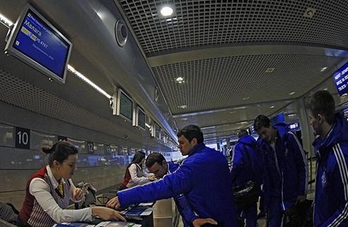 Динамо возвращается в Испанию