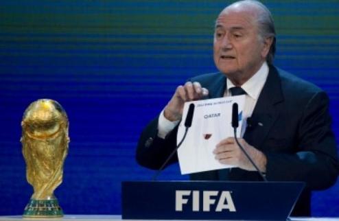 France Football: Катар купил проведение ЧМ