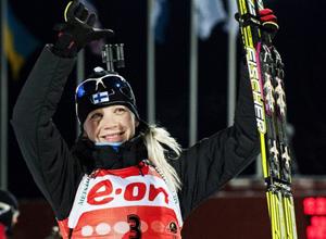 Лыжные гонки. Макарайнен включена в сборную Финляндии на ЧМ