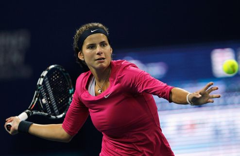 Париж (WTA). Очередная неудача Гергес