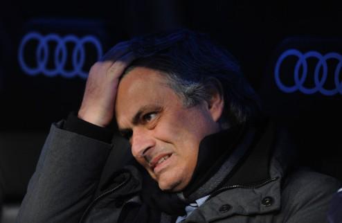 Моуриньо больше не общается с игроками Реала