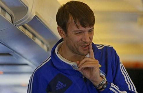 Шовковский вернется в строй через три-четыре дня