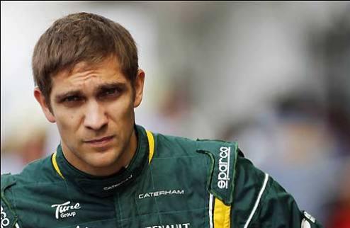 Формула-1. Петрова не будет в Марусе