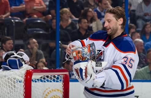 НХЛ. Эдмонтон: возвращение Хабибулина