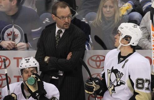 НХЛ. Байлсма пытается изменить ситуацию