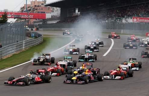Формула-1. Нюрбургринг примет Гран-при Германии