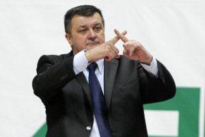 УНИКС отправил в отставку Ацо Петровича