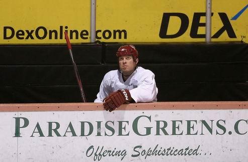 НХЛ. Финикс: Торрес отбыл дисквалификацию