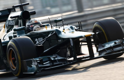 Формула-1. Ван дер Гарде — второй пилот Катерхэм