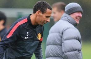 Фердинанд хочет остаться в МЮ