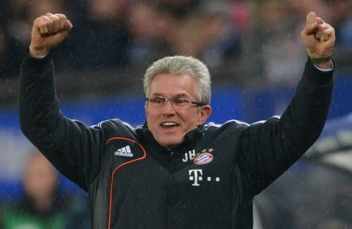 Хайнкес доволен мотивацией Баварии