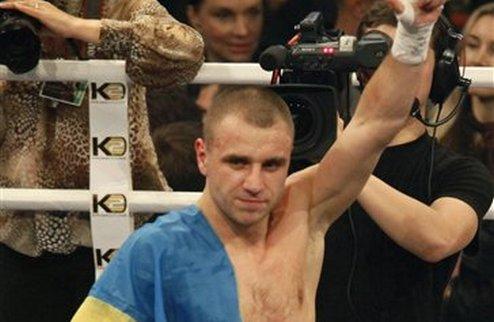 Бурсак легко победил Мари-Сента