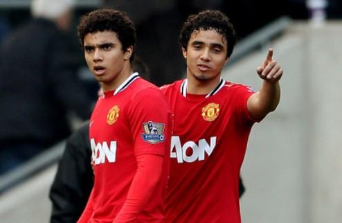 Фабио и Рафаэль обменялись бутсами. Или клубами?