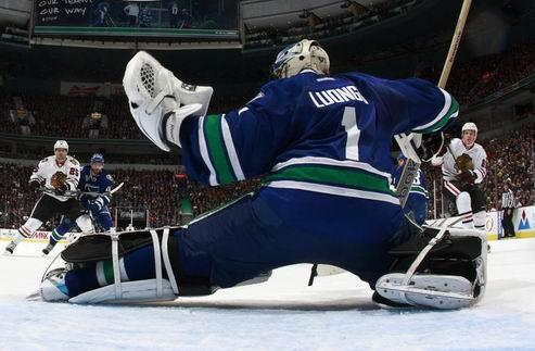 НХЛ. Ванкувер: Люонго остается основным