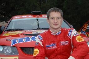 WRC. Mentos Ascania Racing стартует на этапе в Швеции