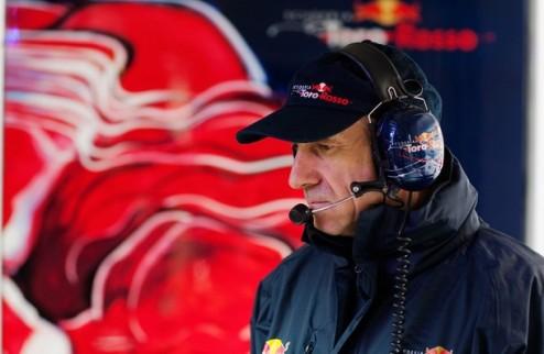 Формула-1. Со следующего сезона Торо Россо хочет перейти на моторы Рено