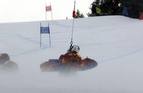 Горные лыжи. Вонн пропустит остаток сезона