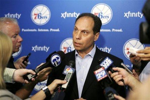 НБА. Филадельфия: больше никаких сделок