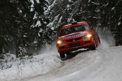 WRC. Mentos Ascania Racing: Rally Sweden � ����� ���