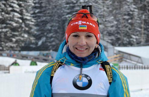 Биатлон. Состав сборной Украины на спринтерские гонки