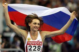 Легкая атлетика. Бронзовая медалистка ОИ временно отстранена от стартов