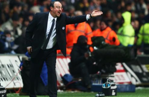 Челси: Мартинес заменит Бенитеса?