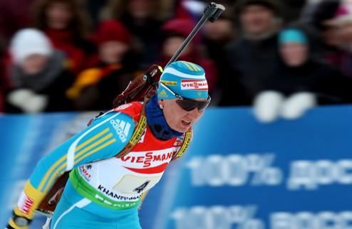 Пидгрушная — чемпионка мира, Вита Семеренко берет бронзу