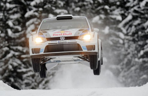 WRC. Ралли Швеции. Ожье держит марку