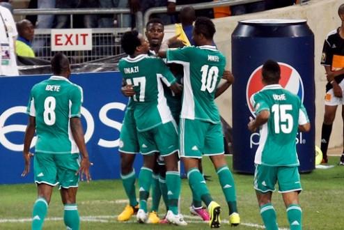 Нигерия — чемпион Африки!