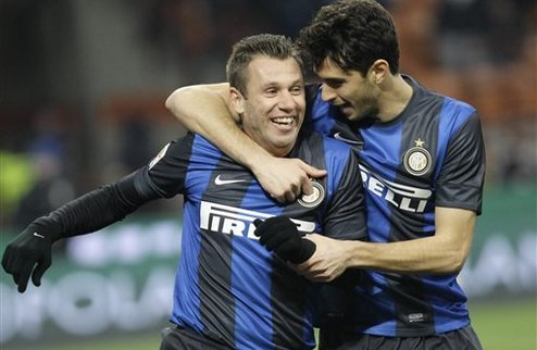 Интер обходит Милан