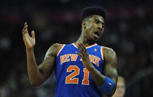 НБА. Вудсон не хочет отпускать Шамперта